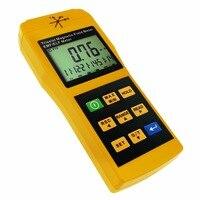 3 Axis Gauss EMF ELF Meter Detector, Electromagnetic Field Radiation Intensity 20/ 200/ 2000 mG & uT, Frequency 30~2000 Hz