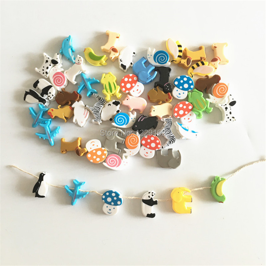 Free shipping (36pcs/lot)Novelty mini gift clip/ cute animal photo clip for party decoration/ stationery childrens gift