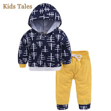 Autumn clothes for little boys clothing set for little girls long sleeves tops + Baby pants set 2piece Clothes for babies costumes for newborns baby boys infant pullover clothes for babies loungewear layette sets t shirts pants for girls clothing set