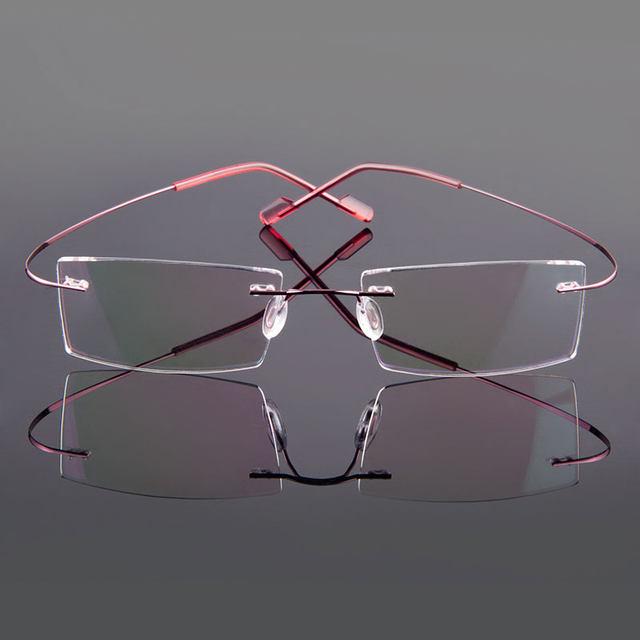 b49698a4b8 Online Shop 5018 Beta-Ti Designer Brand Style Flexible Memory Metal ...