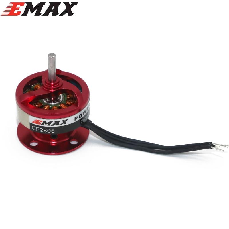 1pcs EMAX CF2805 2840KV Outrunner Brushless Motor for rc airplane jmt 1pcs a2212 1000kv 13t outrunner motor