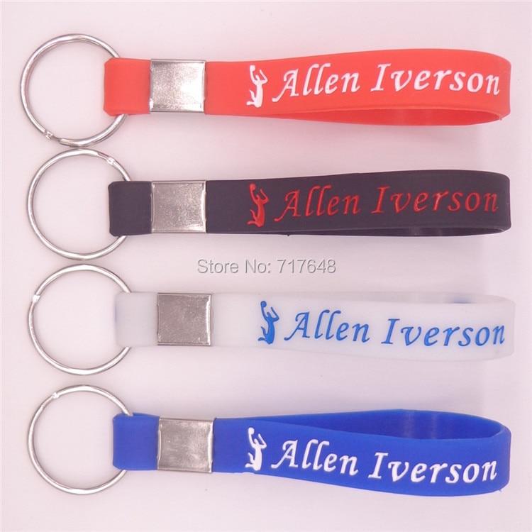 1pc Keyring Allen Iverson...