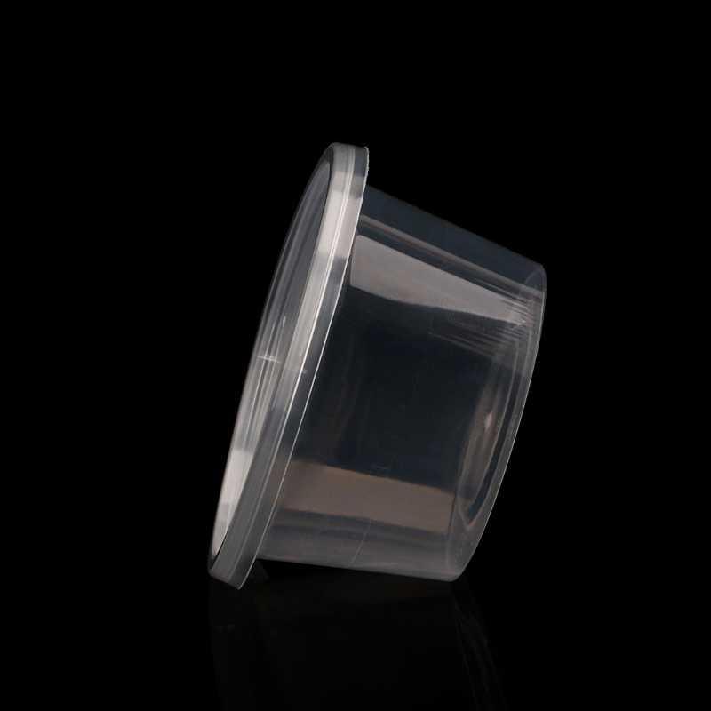 100 мл PP контейнер для хранения, органайзер, коробка для пены, слизи, глина, светильник
