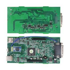 Image 2 - Multidiag pro Double carte pcb verte TCS PRO Bluetooth 2015.r3 keygen logiciel 2019 outil de diagnostic de voiture chaude 10 pièces/lot DHL gratuit
