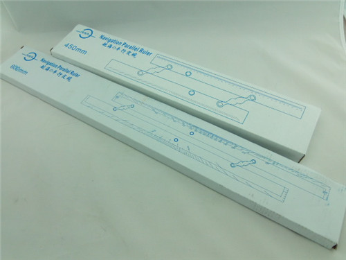 Navigation Marine Parallel Ruler 600mm And 450mm