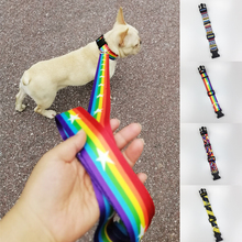 Dog Collar New Pattern Printing Adjustable Nylon for Small Medium Large Dogs Floral Collars, Soft & Comfy &Made Well