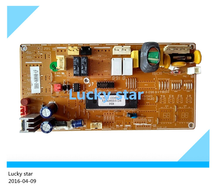 95% new for Air conditioning computer board circuit board DB41-00639A DB93-06899B-LF good working цена