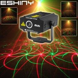 Новый  мини 4in1 узоры подсолнечника вихрь R и G лазерный проектор освещения этап диско DJ клуб ктв семьи ну вечеринку лазерное шоу света p17