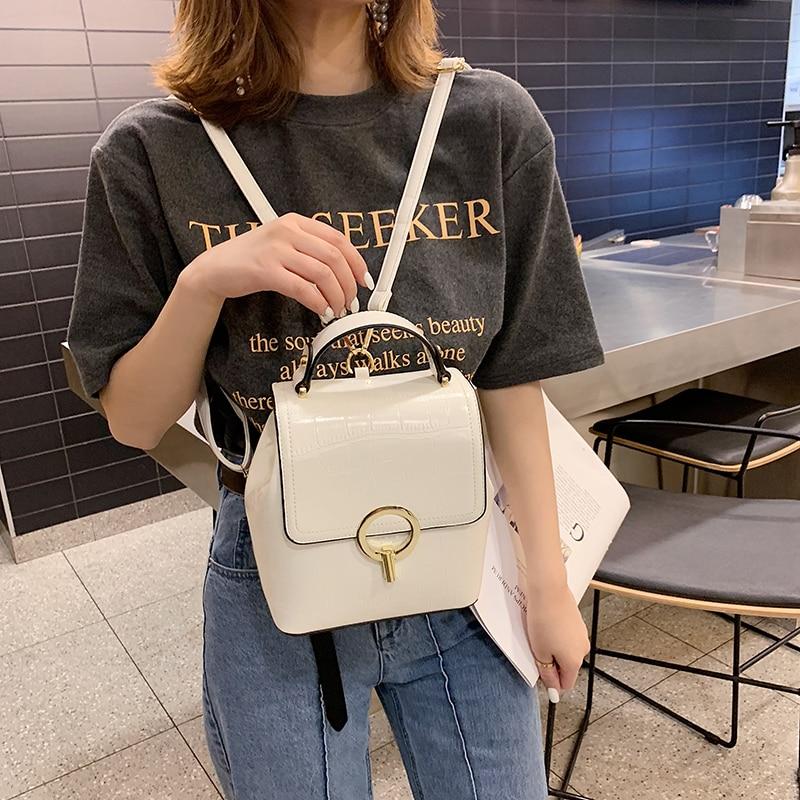ombro bolsa de viagem para meninas mochila