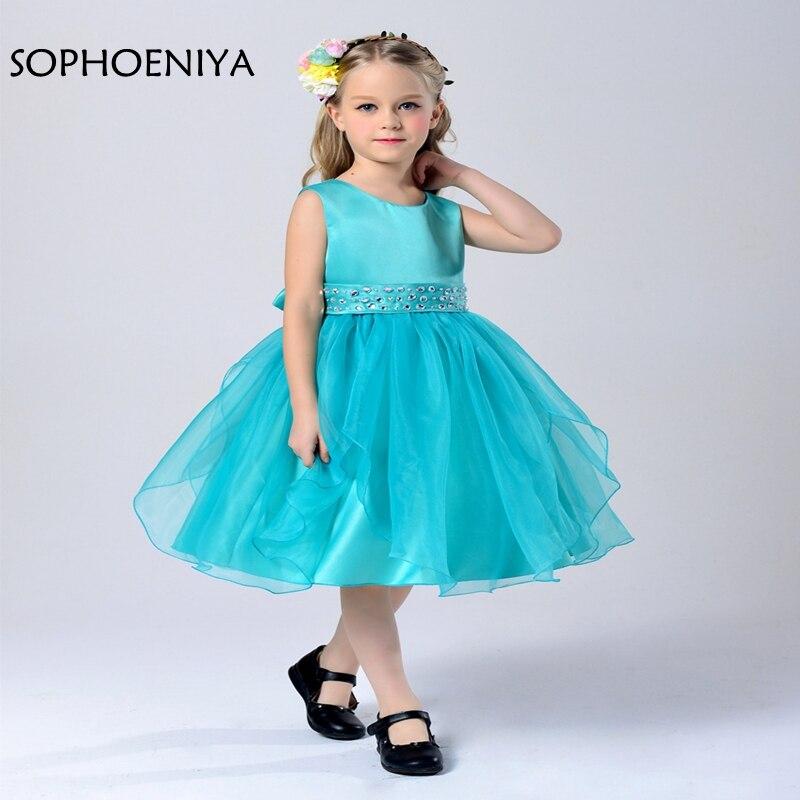 New arrival   Flower     Girl     Dresses   2019 vestido de daminha Cheap Wedding party   dress   for   girl   kids   flower     girl     dress