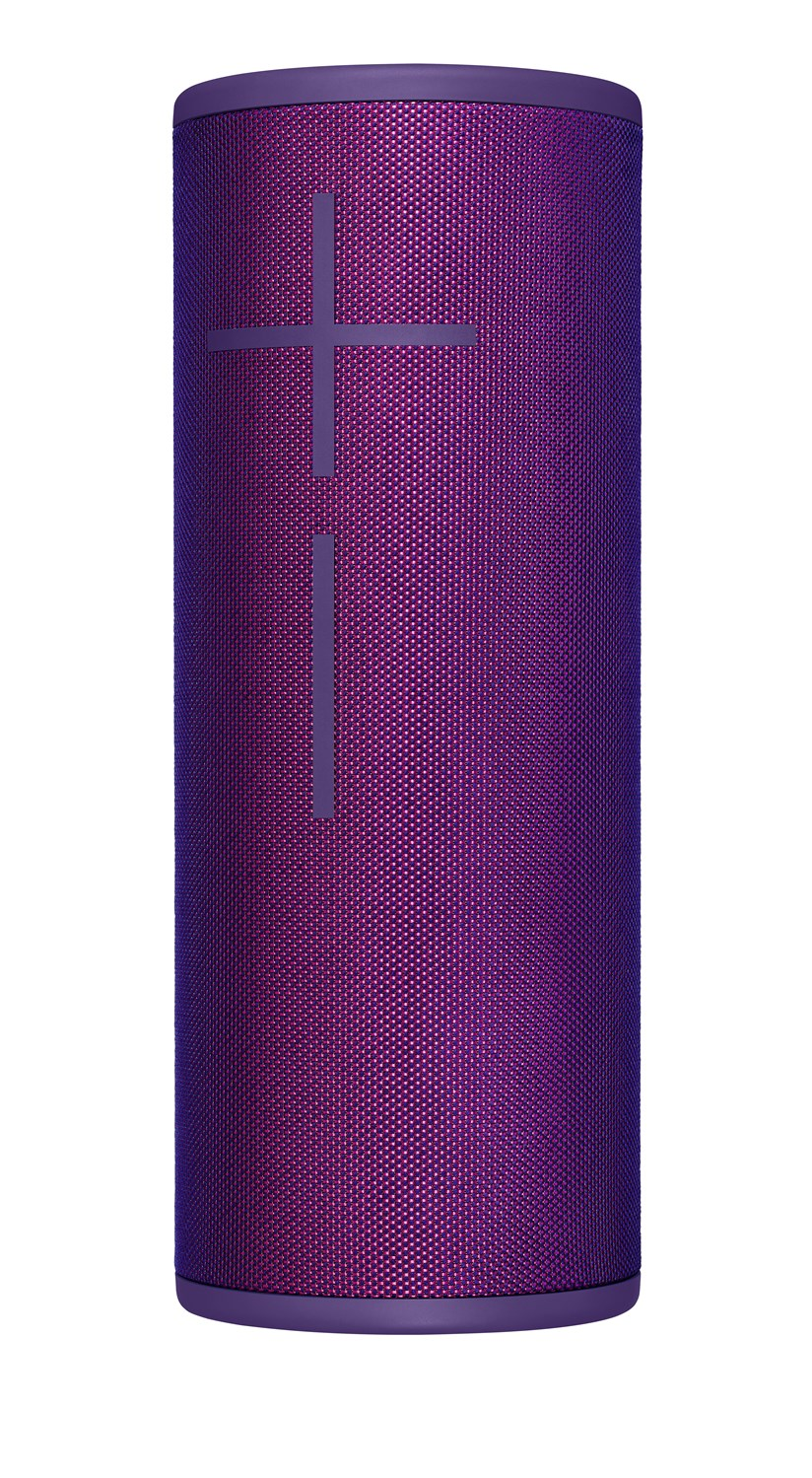 UE MEGABOOM 3 SPEAKER PURPLE EMBARGO 30.08 IN