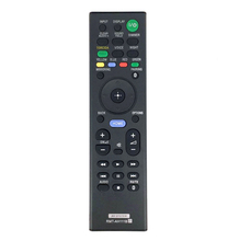 цена на New Remote Control RMT-AH111B Replacement For SONY Sound Bar AV System HT-RT5 HT-ST9 SA-RT5 Wholesale