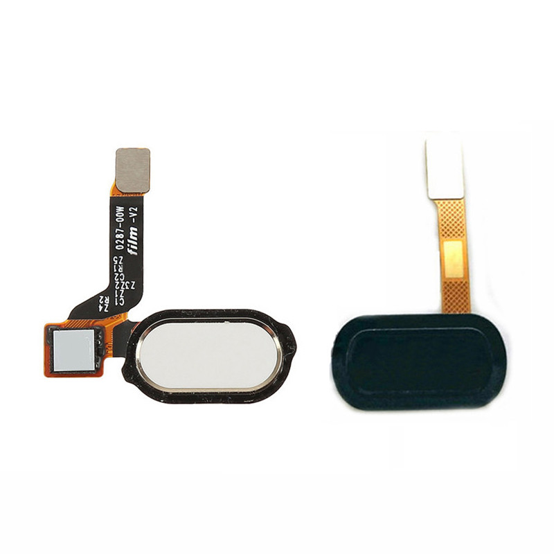 Menu Back Home Button Fingerprint Recognition FPC Sensor Flex Cable Ribbon For Oneplus two 2 Three 3 3T 5 Five Replacement Parts