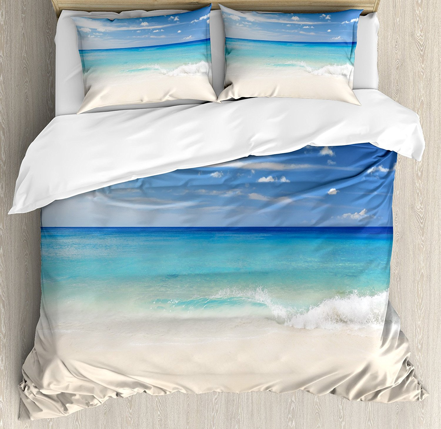 the cover sea themed bed covers your ocean to bring sets duvet beach
