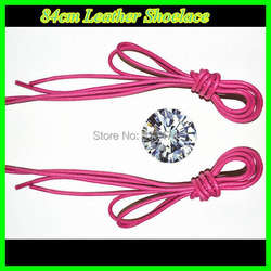 (11 Цвета) вощеная круглые шнурки 84 см кожа Водонепроницаемый веревка обуви кружева женская обувь шнуровка 10 пар для продажи