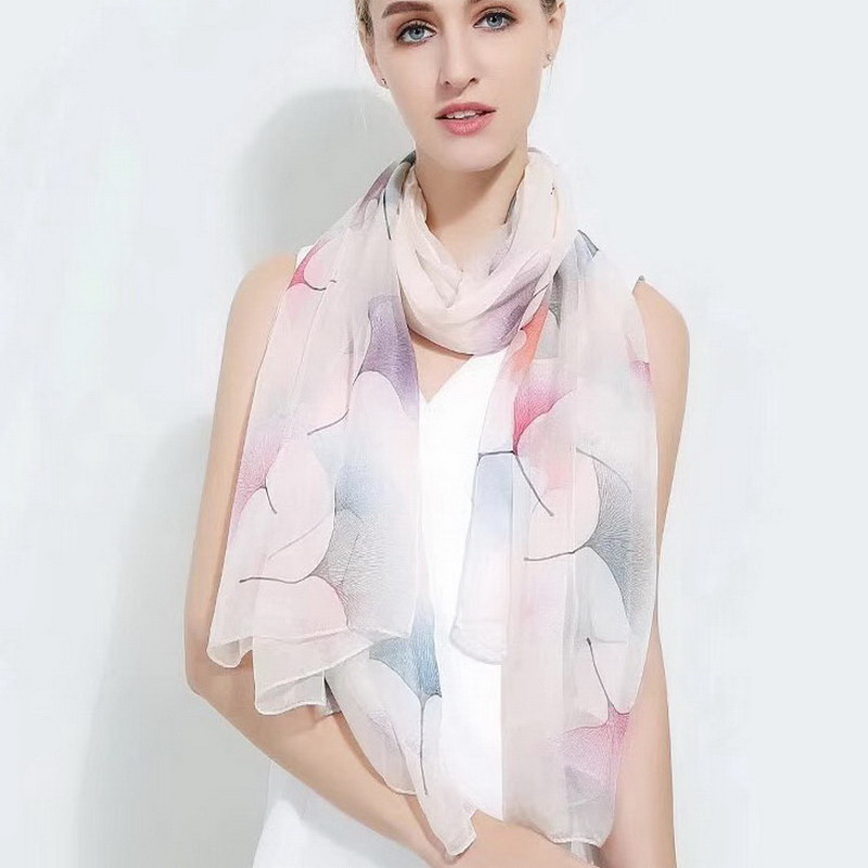 Womens girls fashion 100% Real Mulberry SILK   SCARF     wrap   shawl sarongs Silk Neckerchiefs 180*110cm MIXED 10 pcs/lot #4106