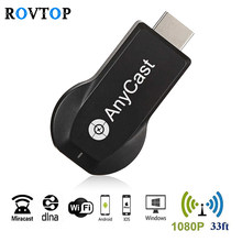 128 m Anycast M2 M9 Plus Ezcast Miracast AirPlay Chrome Elke Cast TV Stick HDMI Wifi Display Ontvanger Dongle Voor IOS Andriod Z2(China)