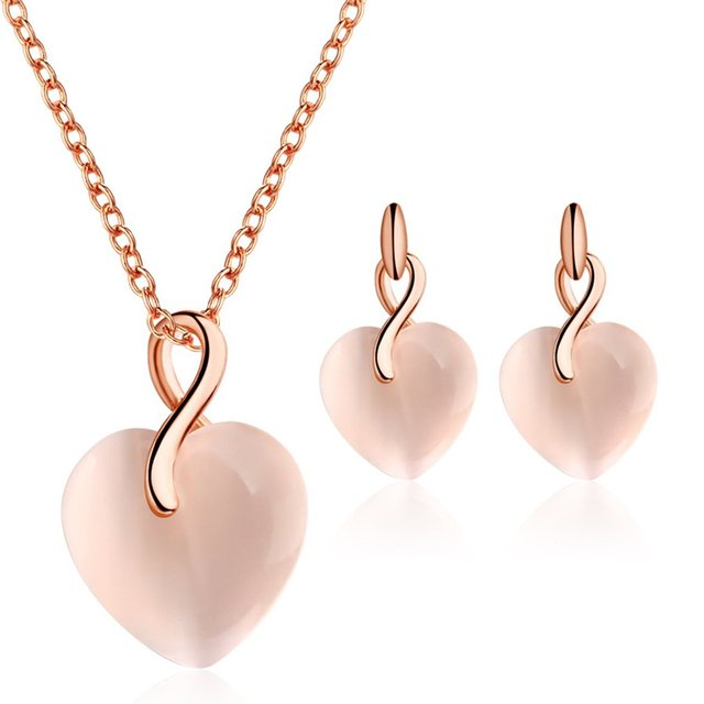 Minimalist Peach Heart...
