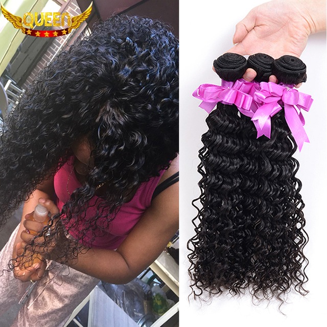 Malaysian Virgin Hair with closure Cheap Malaysian deep Wave 3bundles with closure Unprocessed Malaysian Deep Curly Virgin Hair