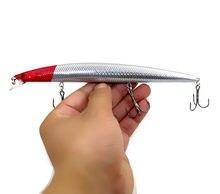 1pcミノー釣りルアー18センチメートル25グラムハードwobblersペスカクランクベイト3D目餌isca人工トラウトパイク鯉釣りアクセサリー