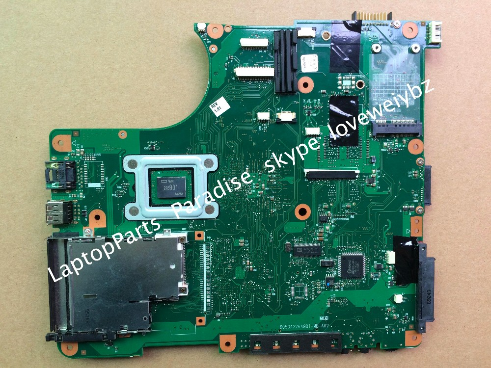 For Toshiba Satellite L300 L305 Laptop motherboard GL40 V000138880 6050A2264901-MB-A02