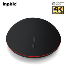 Inphic i7 pro 4 К android tv box android 6.0 quad core 2 Г RAM 16 Г ROM Smart tv Box 2.4 ГГц WI-FI IPTV Media плеер