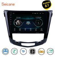 Seicane For 2013 2014 2015 2016 Nissan QashQai X Trail Android 8.1 10.1 Car Radio Stereo GPS Navi Multimedia Player Unit Stereo