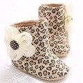 6 Color Kids Prewalker Bebe Niño Invierno Nieve Caliente Botas de Bebé recién Nacido Unisex High Top Zapatos de Suela Blanda Para Niños Niñas