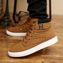 0964bd8bb Мужская Зимняя Обувь – Купить Мужская Зимняя Обувь недорого из Китая на  AliExpress