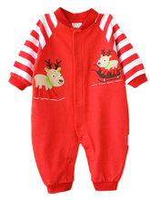 Showy Cotton Romper Leotard Baby Climbing Clothes