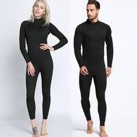2mm Neoprene Wetsuits Keep Warm Full Body Scuba Surfing Diving Wetsuits Men Women Diving Suits Waterproof