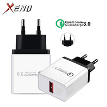 5V/3A USB Charger QC 3 for Samsung Galaxy S10 Portable Quick 3.0 EU Mobile Phone huawei iPhone LG Fast