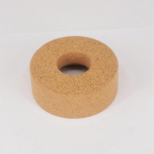 80mm Diameter Laboratory Synthetic Cork Ring Holder For Round Bottom Flask 50 250ml