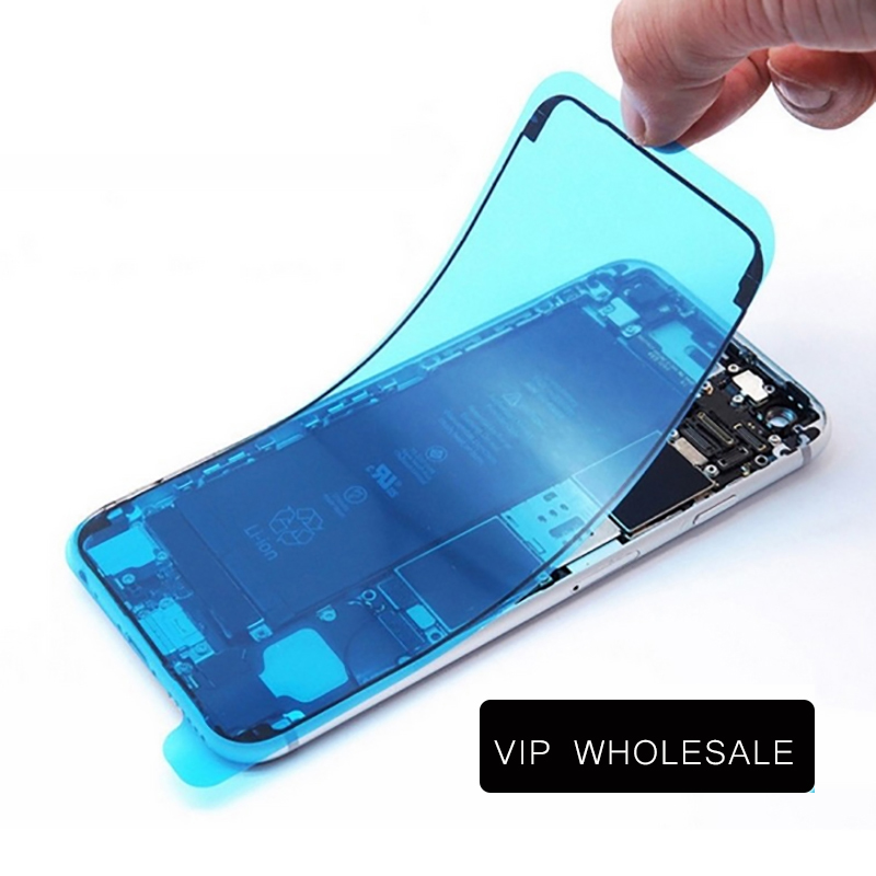3M Waterproof Sticker For iPhone 6S 6SP 6 7 8 Plus X XR XS max LCD Touch Screen Display Frame Adhesive Seal Tape Glue Stickers