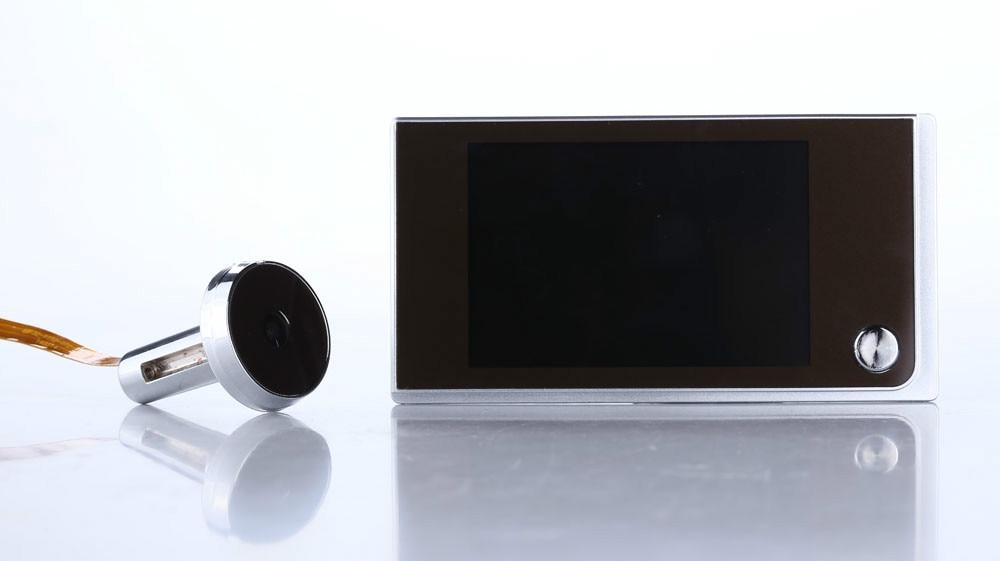 3.5 Inch 120 Degree Wide Angle Peephole Viewer HD Screen Video Door Phone 3 5 inch 120 degree wide angle peephole viewer hd screen video door phone
