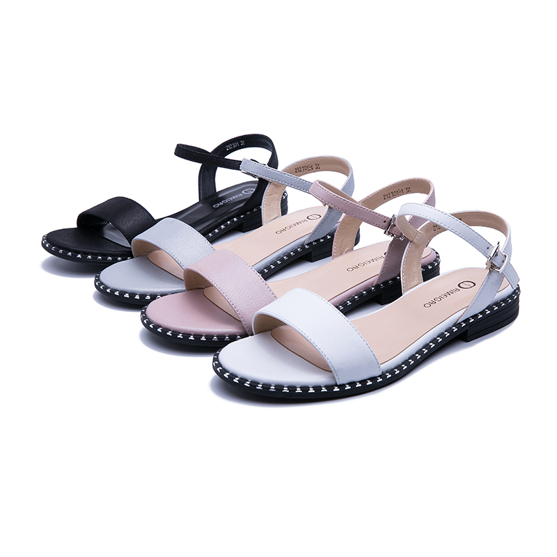HTB1Jlkfbh2rK1RkSnhJq6ykdpXaH AIMEIGAO 2019 New Summer Sandals Women Casual Flat Sandals Comfortable Sandals For Women Large Size Women's Shoes