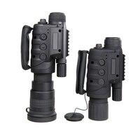 High Quality 4X 8X Magnification HD Optics Digital Night Vision Monocular Spotting Scope Camera Camcorder Function
