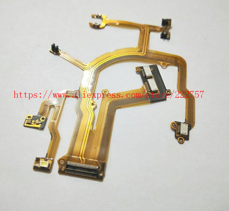 NEW Lens Main Flex Cable For Canon For PowerShot G10 G11 G12 Digital Camera Repair Part (With Socket)NEW Lens Main Flex Cable For Canon For PowerShot G10 G11 G12 Digital Camera Repair Part (With Socket)