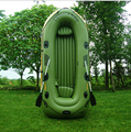 2 adults + 1 child inflatable boat pvc padel Ship 230*120cm kayak repair patch inflated Rubber boat