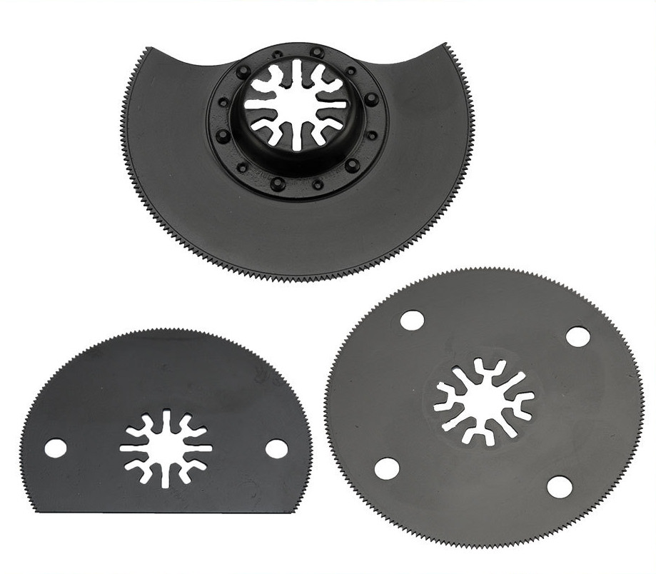 цена на 3 PCS HSS Oscillating Tool Saw Blades Accessories fit for Multimaster power tools as Fein, TCH,Dremel etc, FREE SHIPPING