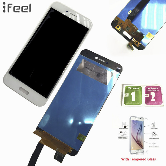 IFEEL 100% Tested Working High Quality LCD Display Touch Screen Digitizer Replacement Assembly For Xiaomi Mi5C Mi 5C 5.15 inch