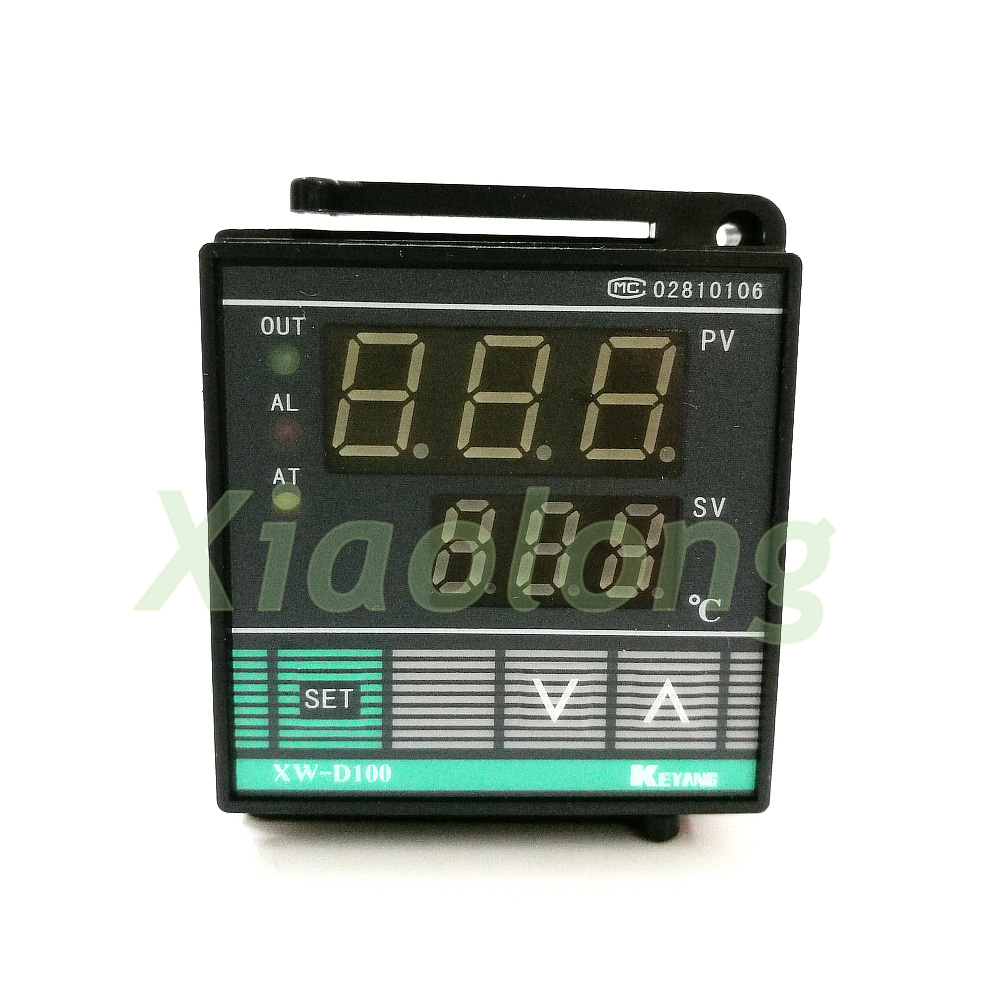 XW D100B L31F1 intelligent temperature controller woodworking edge banding machine temperature control