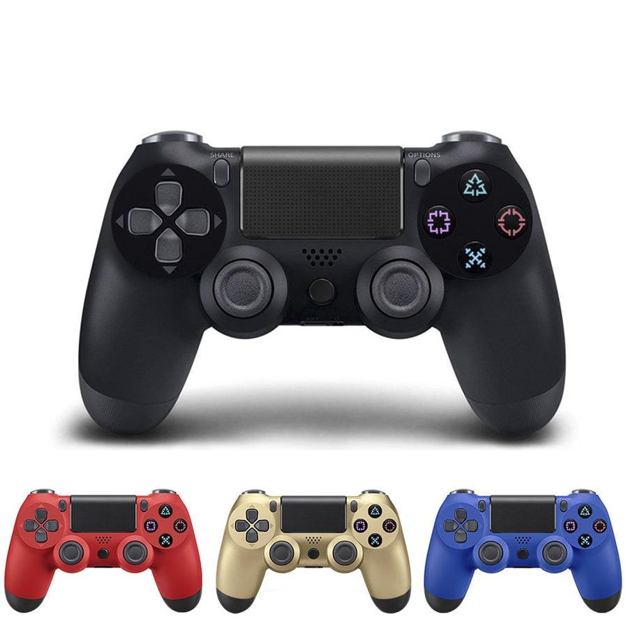 Drahtloser Bluetooth spiel-steuerpult für Sony Playstation 4 PS4 Controller Dual Shock Vibration Joystick Gamepad für PlayStation 4