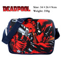 2017 Anime DEADPOOL Cosplay Shoulder Messenger bag Canvas Handbag School Bags