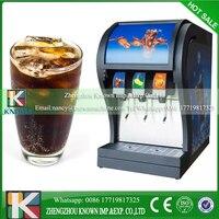 Commerical R410a 3pcs valves Coke Post Mix Soda Fountain dispenser