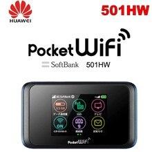 Карманный Wi-Fi роутер 501HW