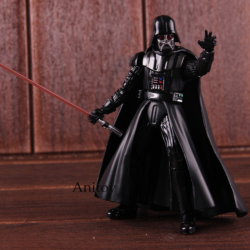 SHF Figuarts Star Wars Darth Vader Anakin Skywalker Action Figure PVC Collectible Model ToySHF Figuarts Star Wars Darth Vader Anakin Skywalker Action Figure PVC Collectible Model Toy