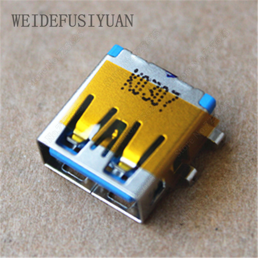 USB 3.0 Port Socket for Asus X200CA X200MA for HP 9470M Laptop 3.0 USB Jack Connector
