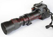 420-800mm f8.3-16 súper lente telefoto t monte para canon 5d3 550d 650d 60d 50d 7d 700d cámara