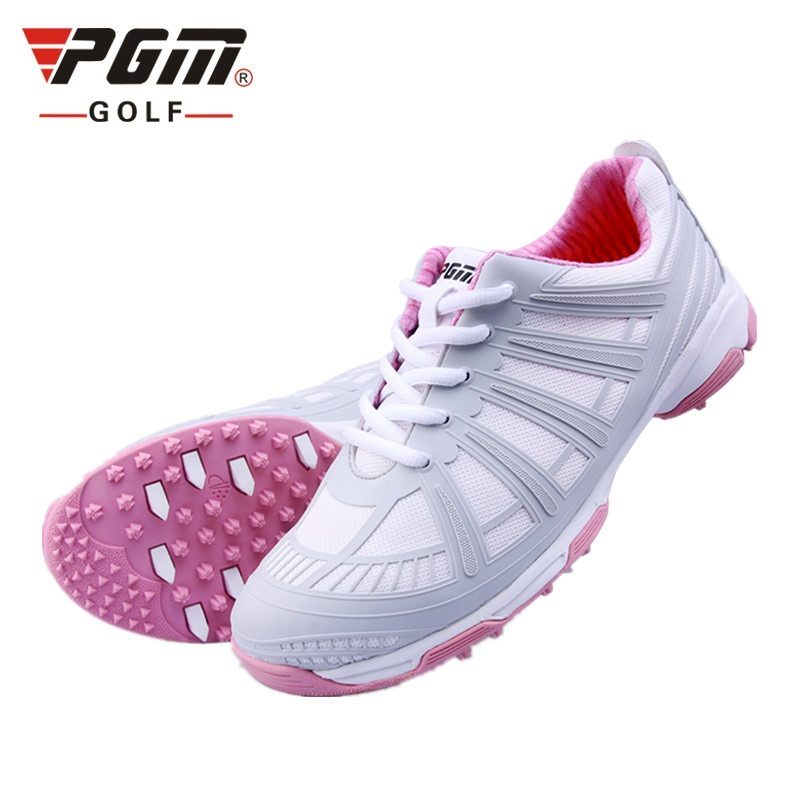 Women Professional Golf Sports Shoes Light Weight Breathable Anti-Sideslip Sneaker Summer Women Lace Up Sneakers AA51030 brand pgm adult mens golf sports shoes anti sideslip technology and waterproof and breathable and light weight golf sneakers